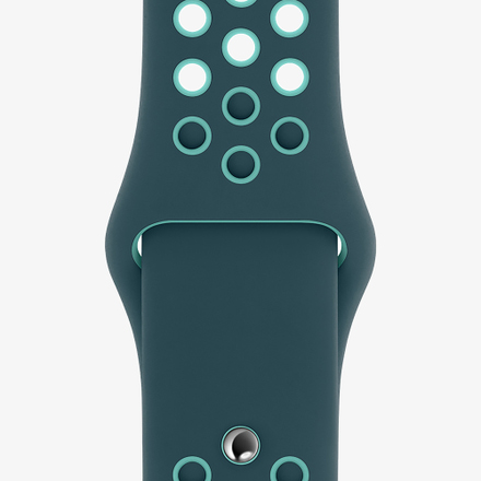 Apple Watch Nike+ 스포츠 밴드 (40mm)